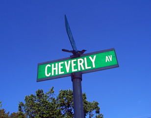 cheverly(sign)